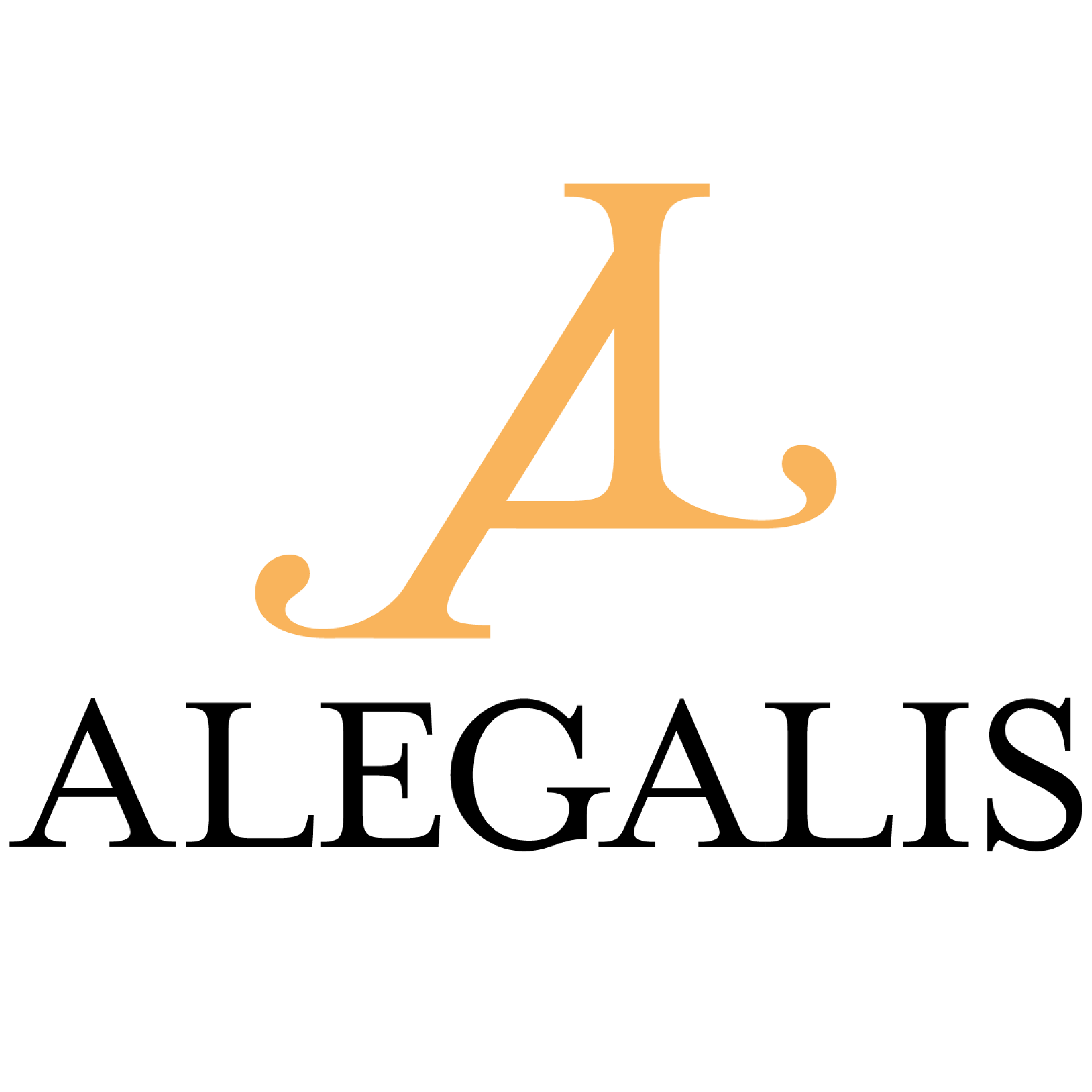 Alegalis logo