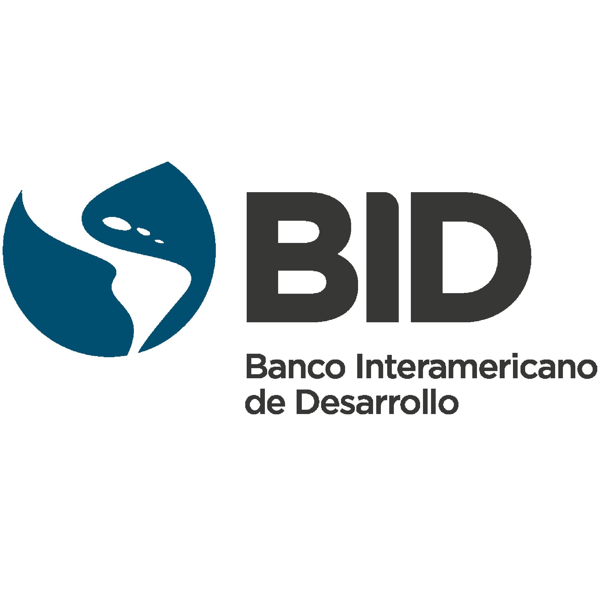 Banco Interamericano de Desarrollo Logo